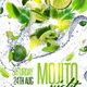 Mojito Night Flyer V5 - GraphicRiver Item for Sale
