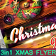 3 in 1 Christmas Flyer 2015 Bundle - GraphicRiver Item for Sale
