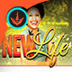 New Life: Church Flyer Template - GraphicRiver Item for Sale