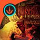 The Four Horsemen: CD Artwork Template  - GraphicRiver Item for Sale