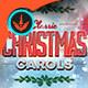 Christmas Carols: CD Cover Artwork Template