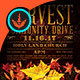Harvest Community Drive: Church Flyer Template - GraphicRiver Item for Sale