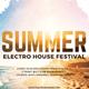 Summer Electro Festival Flyer - GraphicRiver Item for Sale