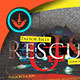 Rescue US CD Cover Artwork Template - GraphicRiver Item for Sale