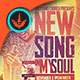 New Song In My Soul: Gospel Concert Flyer Template - GraphicRiver Item for Sale