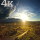 Aerial Sunset - VideoHive Item for Sale