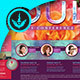 Soul: Women's Conference Flyer Template - GraphicRiver Item for Sale