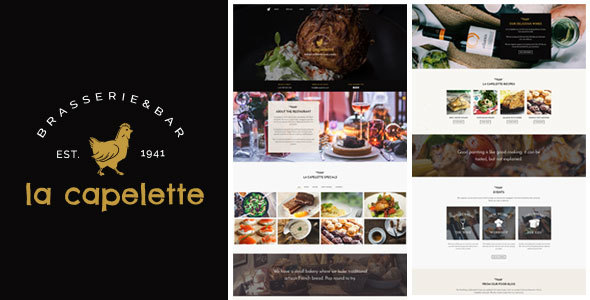 La Capelette – French Cuisine in London