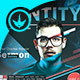 Identity: CD Artwork Template