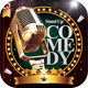 Stand Up Comedy Night Flyer Template - GraphicRiver Item for Sale