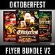 Oktoberfest Flyer Bundle V2 - GraphicRiver Item for Sale