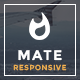 Mate - Corporate and Multipurpose Muse Template - ThemeForest Item for Sale
