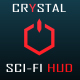 Crystal Sci-Fi HUD Pack - VideoHive Item for Sale