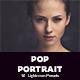 12 Pop Portrait Lightroom Presets  - GraphicRiver Item for Sale