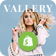 Vallery | Responsive Shopify Fashion Theme - ThemeForest Item for Sale