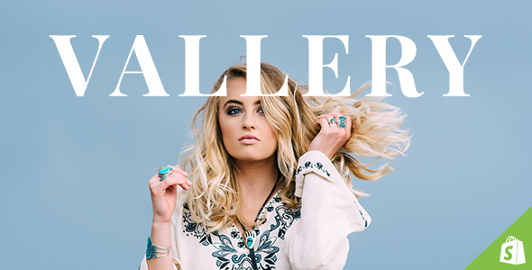 Vallery | Responsive Shopify Fashion Theme