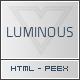 Luminous - ThemeForest Item for Sale