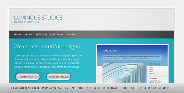 Free Download Luminous Nulled Latest Version