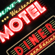 6 Retro Neon Styles - GraphicRiver Item for Sale