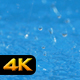 Rain on Water Surface - VideoHive Item for Sale