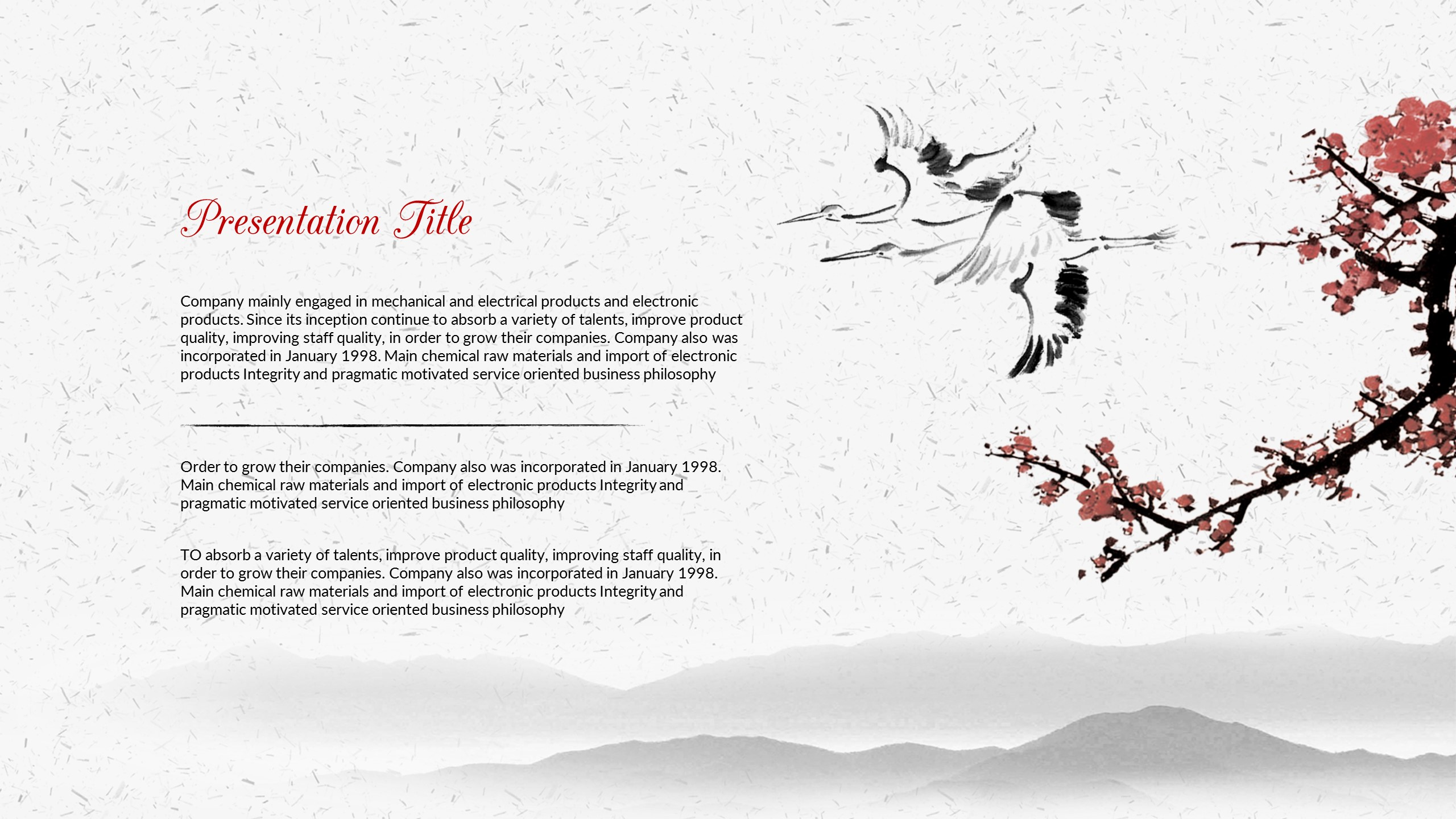 Chinese style powerpoint presentation by 5yue graphicriver chinese style powerpoint presentation creative powerpoint templates 002chinese stylep002 1 toneelgroepblik Images