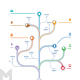 Progress Tree Infographic - GraphicRiver Item for Sale