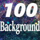 100Background Color Particle - GraphicRiver Item for Sale