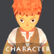 Young Adventurer - Isometric Character Sprite  - GraphicRiver Item for Sale