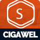 Cigawel - Barbershop WordPress Theme Nulled