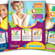 Childcare Nursery Flyer - GraphicRiver Item for Sale