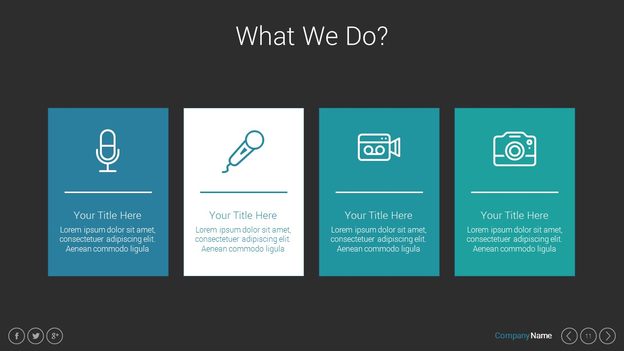 marketing pitch deck google slides presentation template by spriteit