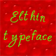 Elthin typeface - GraphicRiver Item for Sale