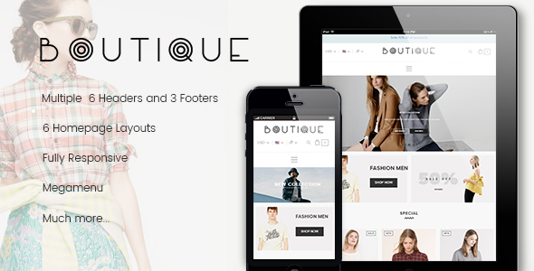 Image of Leo BTQ Responsive Prestashop 1.6 and Prestashop 1.7 Theme