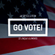 Go Vote 4k Project - VideoHive Item for Sale