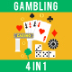 Gambling Casino Concept Set - VideoHive Item for Sale