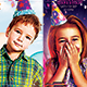 Kids Birthday Flyer Bundle
