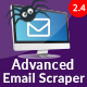 Advanced Email Scraper (AES) - CodeCanyon Item for Sale