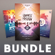 Summer Flyer Bundle Vol.15 - GraphicRiver Item for Sale