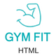 GYM FIT - Fitness Landing Page - ThemeForest Item for Sale