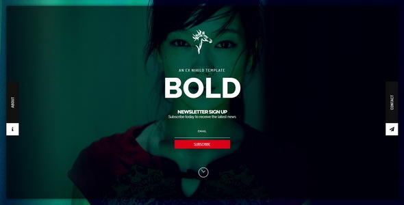 Bold || Responsive Under Construction Template - Under Construction Specialty Pages