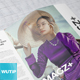 Z-Fold Brochure Mockups - GraphicRiver Item for Sale