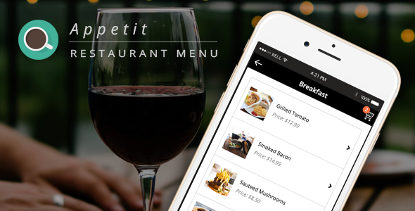 Appetit - WordPress Restaurant Menu & More - CodeCanyon Item for Sale