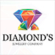 Diamond's Logo - GraphicRiver Item for Sale