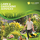 Lawn Services Flyer Templates - GraphicRiver Item for Sale