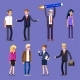 Vector Detailed Characters People, Business - GraphicRiver Item for Sale