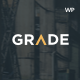 Grade - Engineering, Manufacturing & Industrial Product Showcase WP Theme Nulled