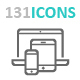 Technology & Communication Line Icon - GraphicRiver Item for Sale