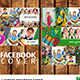 Back 2 School Facebook Cover