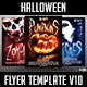 Halloween Flyer Template V10 - GraphicRiver Item for Sale