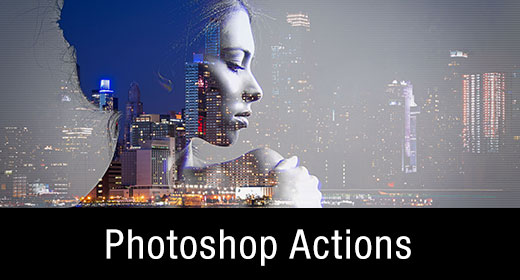 * Photoshop Actions